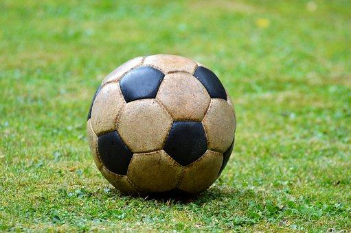 Football, Leather Ball, Ball, Play, Sport, Ball Sports