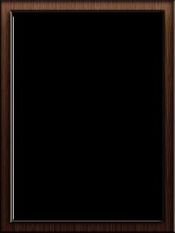 Frame, Photo Frame, Wooden Frame