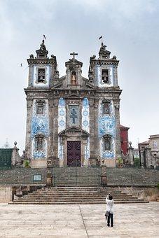 Church, Porto, Old Town, Historically, Tourism, Douro