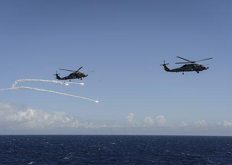 Mh-60r, Sea Hawk, Helicopter, Usn, United States Navy