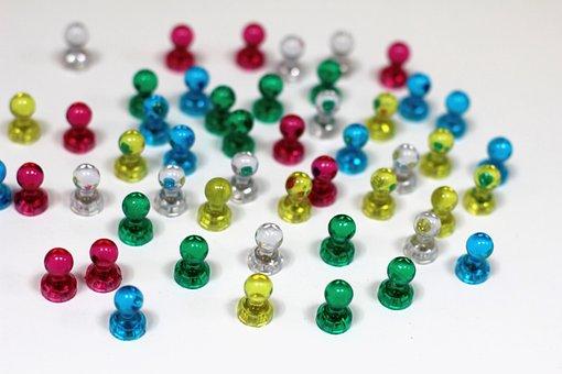 Snake, Magnets, Colorful, Together, Line, Community