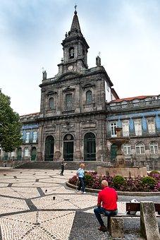 Porto, Old Town, Historically, Tourism, Douro, Facade