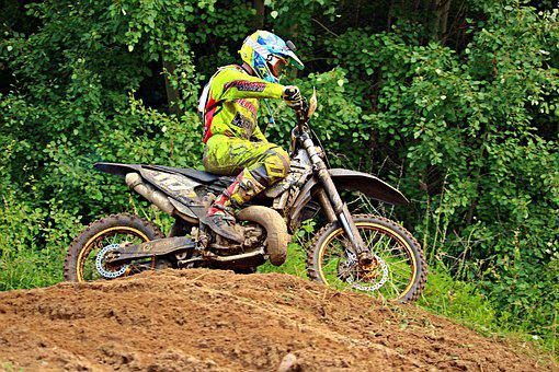 Enduro, Dirtbike, Motocross Ride, Motocross, Motorsport
