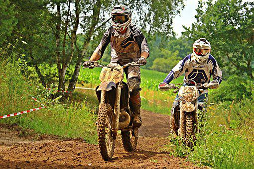 Dirtbike, Enduro, Motocross, Motocross Ride, Motorsport