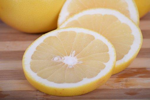 Grapefruit, Grapefruit Yellow, Citrus