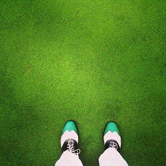 Golf, The Golfcourse, Green, Grass, Green Grass, Nature