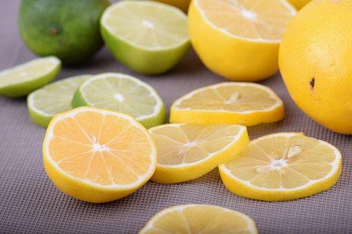 Lemon, Lime, Citrus, Subtropical Fruit