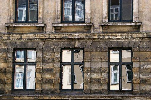 Facade, Window, Mirroring, Rendezvous, House