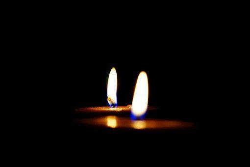 Candle, Candles, Candlelight, Mood, Romantic, Advent