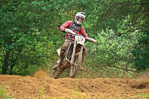 Motocross, Sport, Dirtbike, Cross, Motorcycle, Race