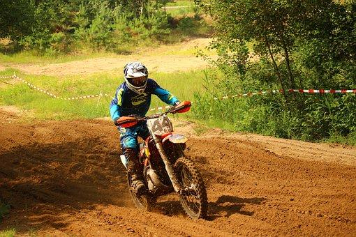 Motocross, Motorcycle, Enduro, Dirtbike, Motocross Ride