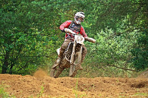 Motocross, Sport, Dirtbike, Cross, Motorcycle, Race