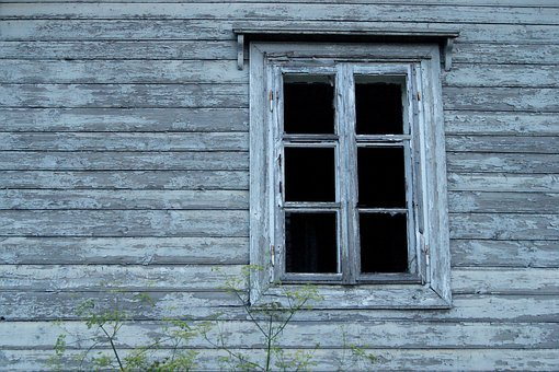 Textura, Wooden House, Boards, Window, Wooden Wall