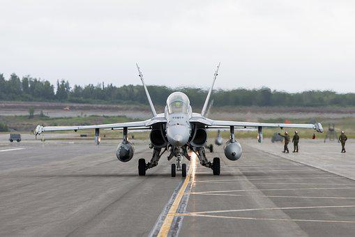 Red Flag, Alaska, F-18c, Hornet, Marines, Usmc
