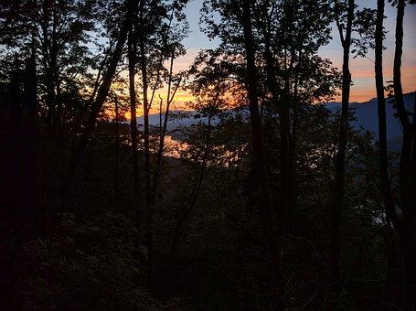 Burnaby Mountain, Burnaby, British Columbia