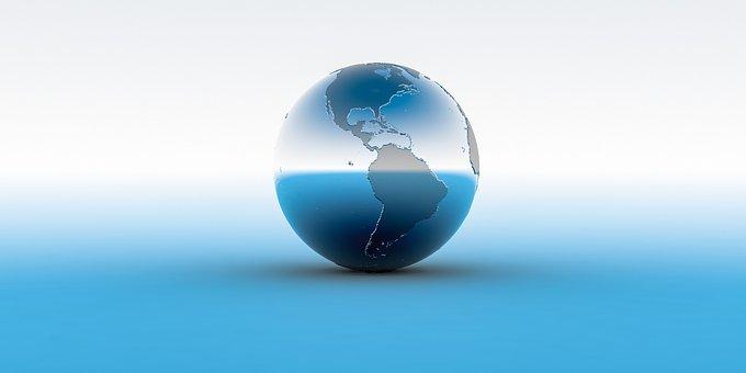 Globe, World, Earth, Planet, Earth Globe, Sphere, Map