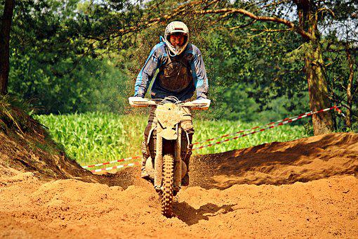 Motocross, Motorcycle, Dirtbike, Enduro, Athletes