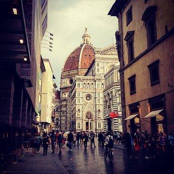 Florence, Santa Maria Del Fiore, Historical Centre