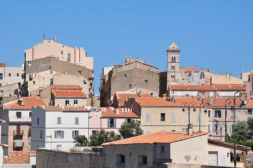 Bonifacio, Corsica, City, Walls, France, Mediterranean