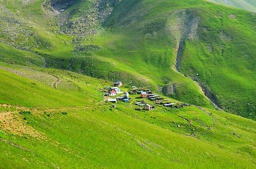 Nature, Turkey, Landscape, Landscapes Nature, Kaçkars
