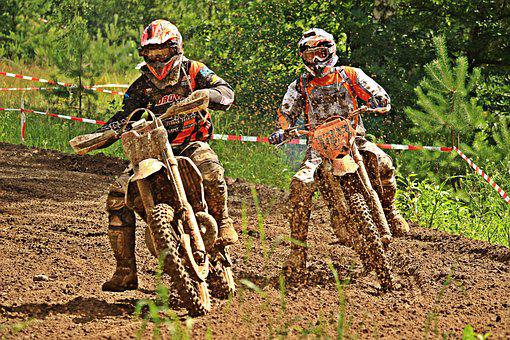 Enduro, Motocross, Dirtbike, Motorsport, Motorcycle