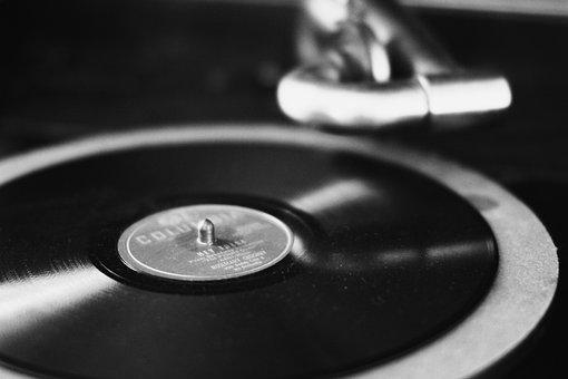 Victrola, Antique, Music