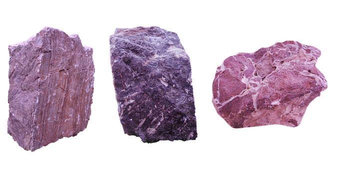 Marble, Colored, Rocks, Stone, Nature, Png, Isolated