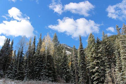 Donut Falls, Utah Mountains, Wasatch Mountains, Hiking
