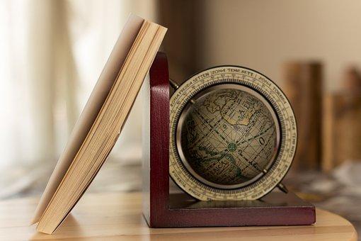 Atlas, Map, Travel, Trip, Holidays, World, Holiday