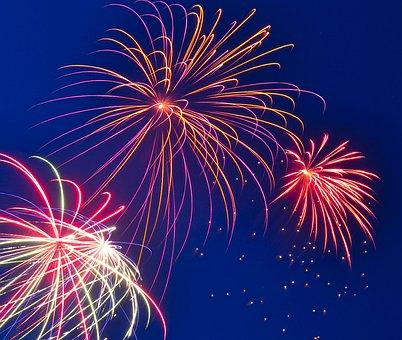 Fireworks, Fourth Of July, Celebration, Holiday