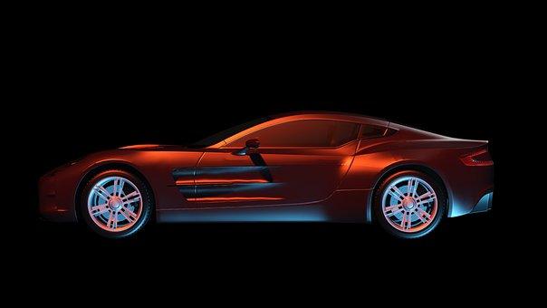 Sports Car, Pkw, Auto, Vehicle, Dare, Passengers Cars