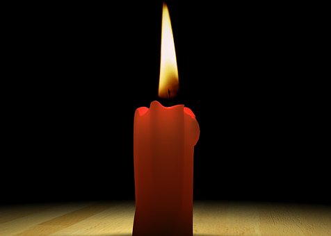 Candle, Light, Wax, Candlelight, Flame, Atmospheric