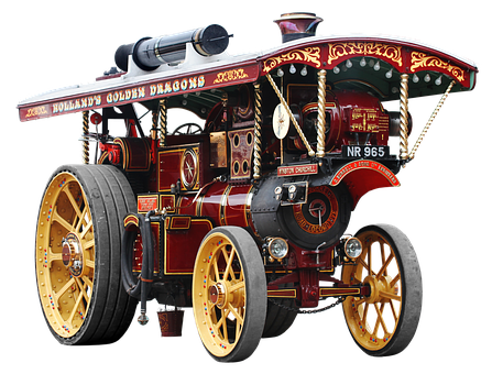 Road Locomotive, England, English, Steam Engine