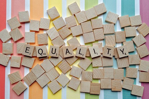 Equal, Lgbt, Equality, Pride, Rights, Rainbow, Symbol