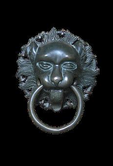 Door Knob, Goal, Door Handle, Input, Close, Ring, Metal
