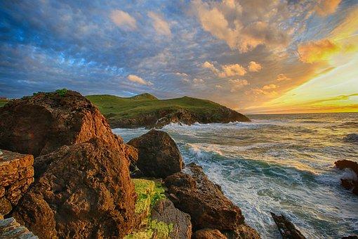 Horizon, Hdr, Landscape, Insurance, Light, Beach