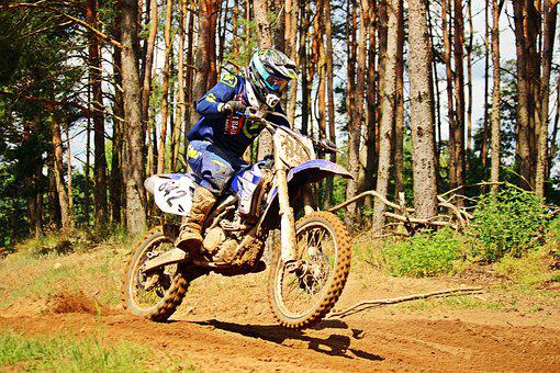 Motocross, Dirtbike, Enduro, Sport, Racing, Cross
