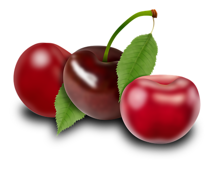 Cherries, Fruits, Plants, Red Fruit, Food, Power Supply
