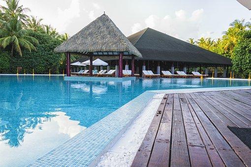 Resort, Holiday, Summer, Travel, Sky, Hotel, Tourism