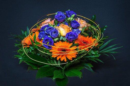 Flowers, Bouquet, Valentine's Day, Cut Flowers