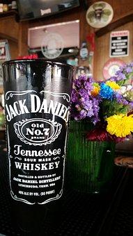 Alcohol, Wiskey, Jack Daniels