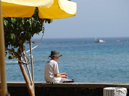 Summer Vacation, Beach Holiday, Spain, Canary Islands