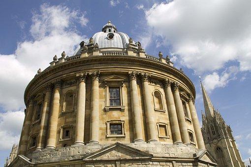 Uk, Oxford, England, Architecture, British, City