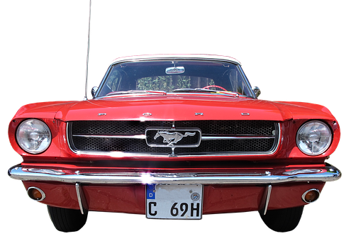 Ford Mustang, Oldtimer, Ford, Mustang, Collector's Item