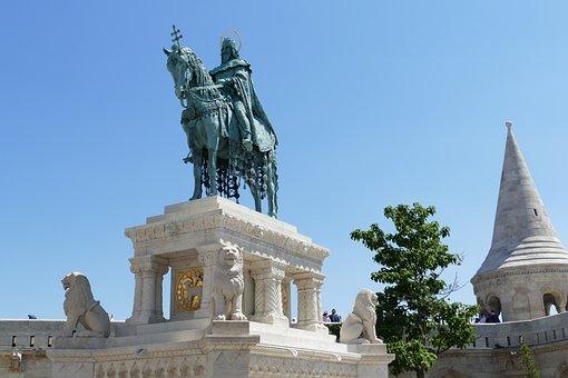 Budapest, Hungary, Capital, Fishermen's Bastion