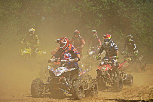 Quad Race, Quad, Motocross, Enduro, Cross, Motorsport