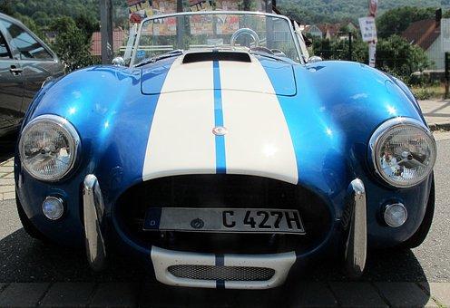 Oldtimer, Spider, Cobra Chevy, Cobra, Collector's Item