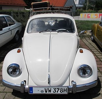 Vw Beetle, Oldtimer, Beetle, Vw, Collector's Item