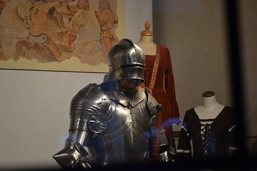 Torino, Medieval Village, Armor, Middle Ages, Knight