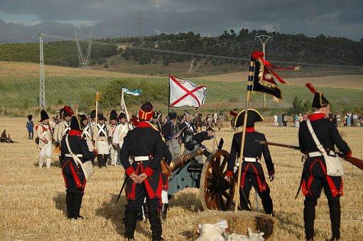 Recreation, History, Battle, Army